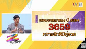 เลขมงคล 2564